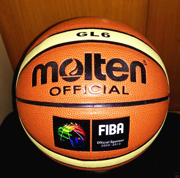 Molten GL6 basketball WNBA basketball size6 basketball