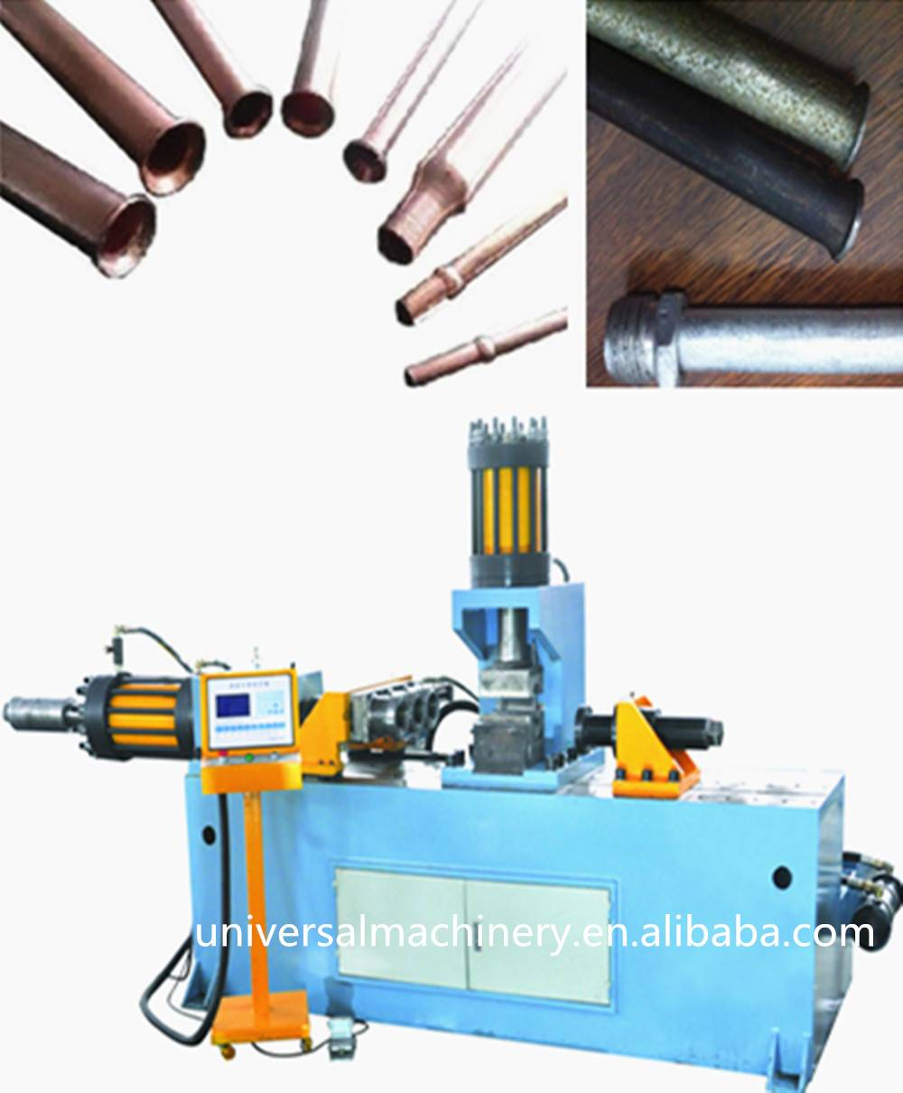 China Factory price Pipe End Forming Machine for Reducing Expanding Flanging
