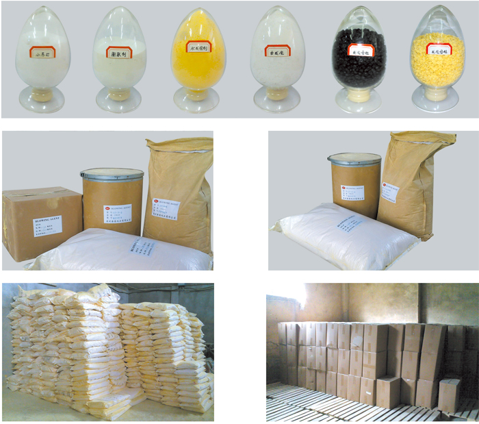 light yellow powder 99% foaming agent Azodicarbonamide ac blowing agent