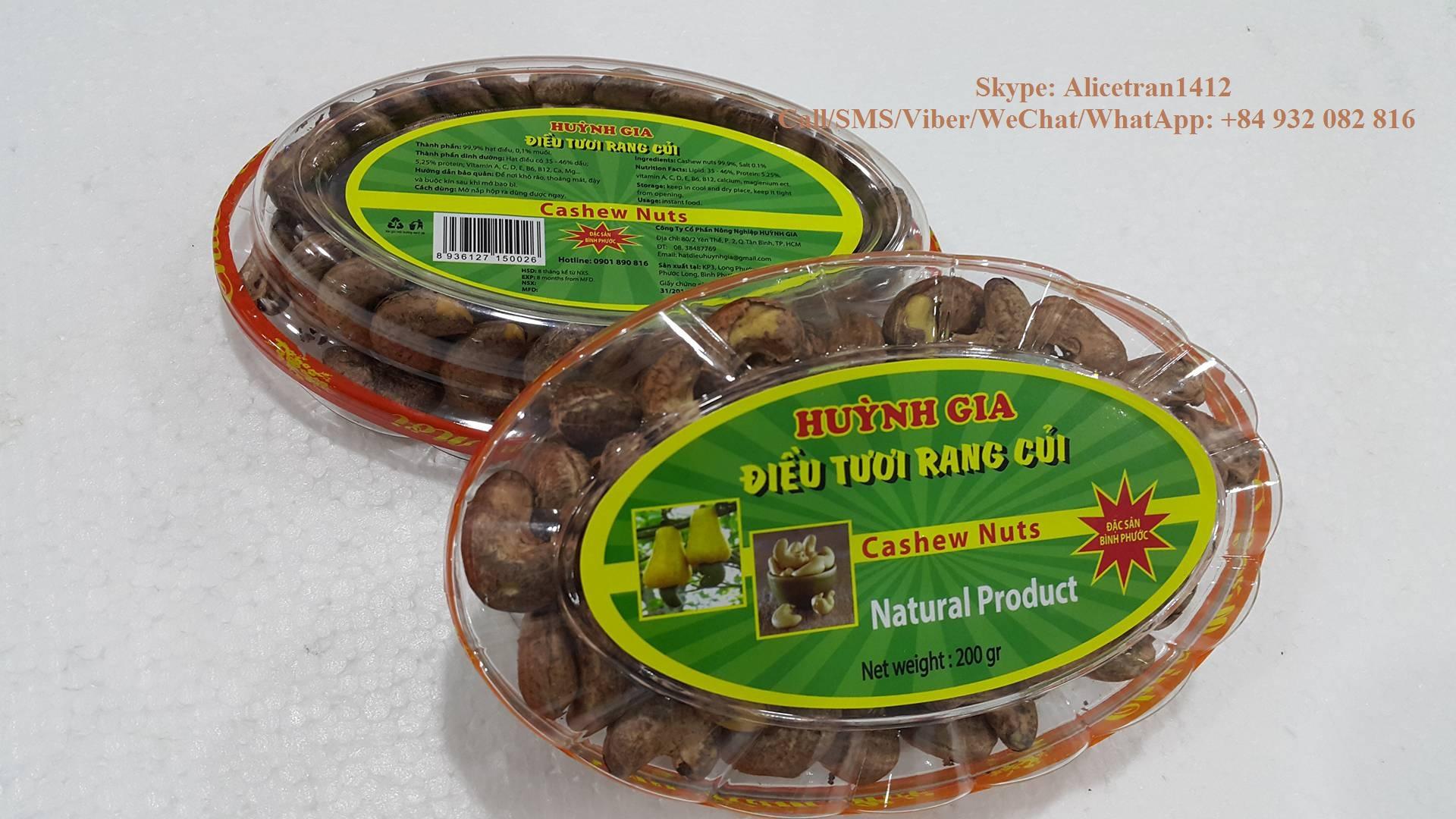 Cashew Nuts From Vietnam