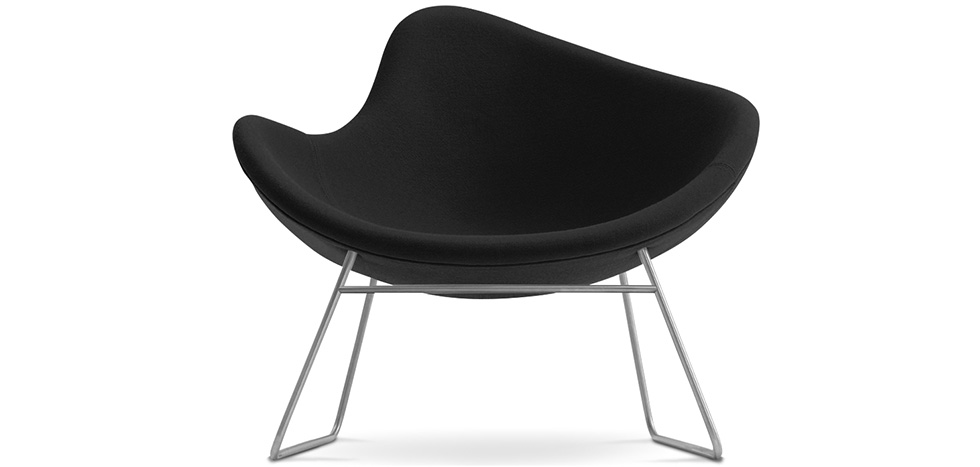 K2 lounge chair by busk-hertzog