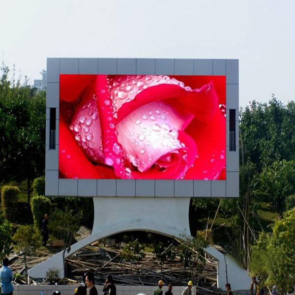 Led display for outdoor advertising
