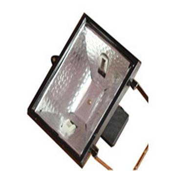 Outdoor Lawn Floodlight Housing for Die Casting
