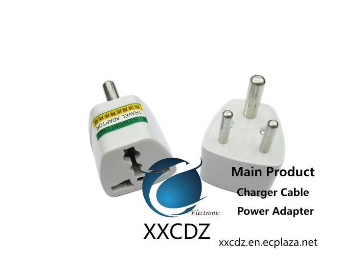 Travel South-Africa AC Electricity Plug Convertor Adaptors Universal To EU/US/AU/UK