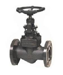 CLASS 150~600 FLANGED END FORGED GLOBE VALVE