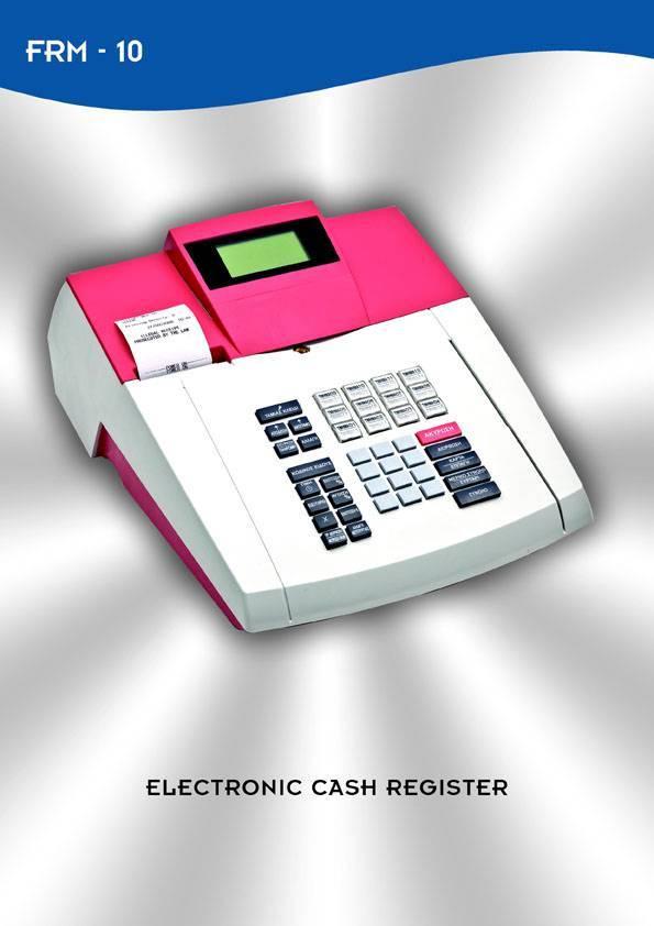 Fiscal Cash Register FRM10 / TRION