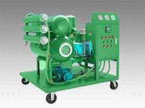 portable insulating oil filtration machine