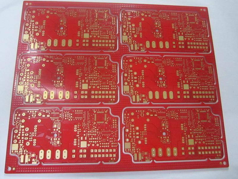12 Layers Rigid PCB (ISOLA 370HR)