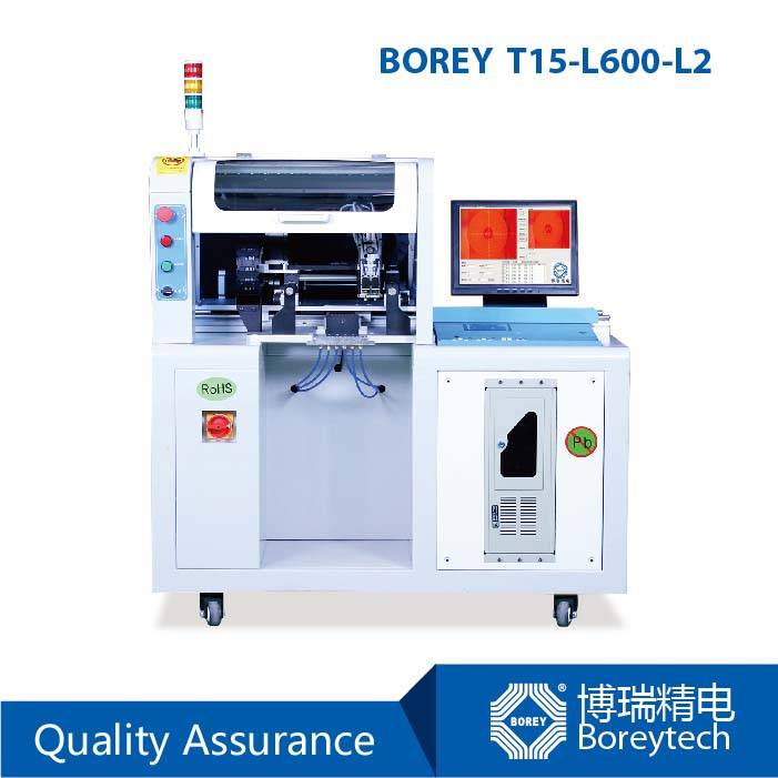 Hot Sale BOREY T15-L600-L2 SMD Placement Machine/Pick and Place System