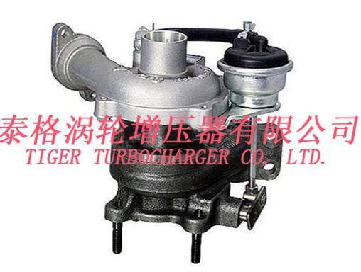 high quality of turbosuperchager 2S6Q6K682AD for Mazda