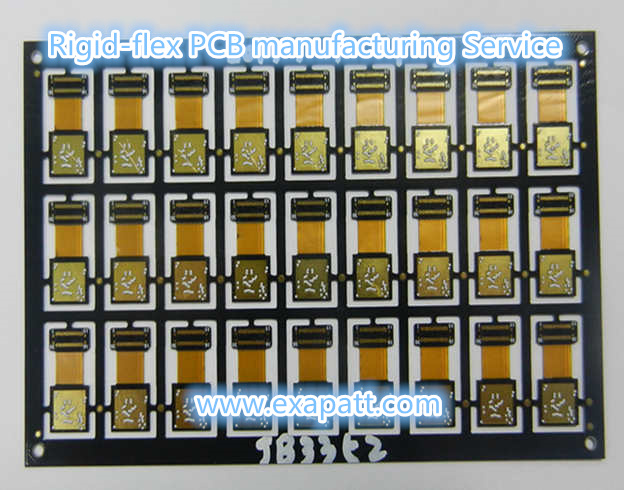 Rigid-flex PCB, fexible PCB, FPC