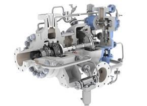 Turbo Turbine Pump
