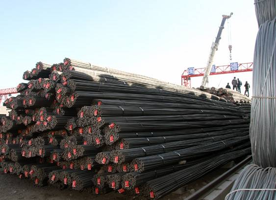steel billet Rebar, Reinfored Steel Bar, Ribbed Steel Bar, Reinforcing Bar