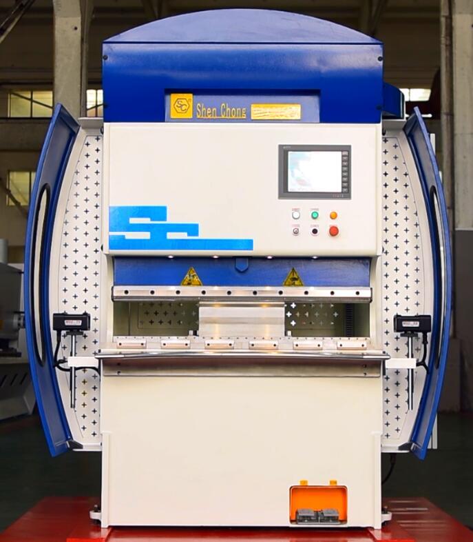 Hydraulic press brake CNC 20T1000mm DELEM 66T