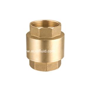 brass check valve ABV601001