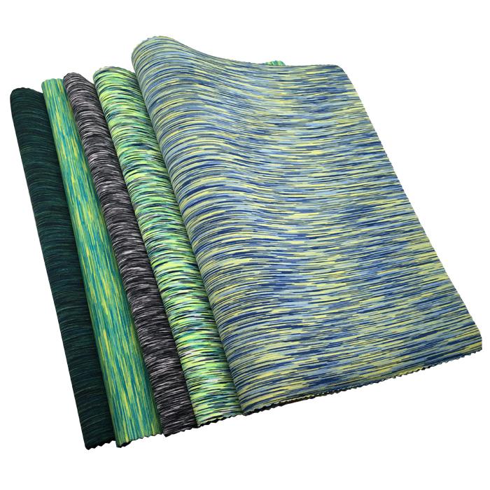 reach compliant 3mm dyed yarn neoprene fabrics for goalkeeper gloves