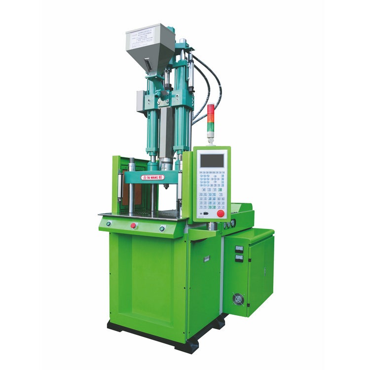 Taiwang brand plastic vertical injection molding machine