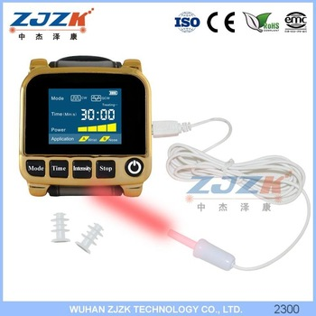 medical laser equipment high blood pressure treatment Bio Light Laser Therapy Watch