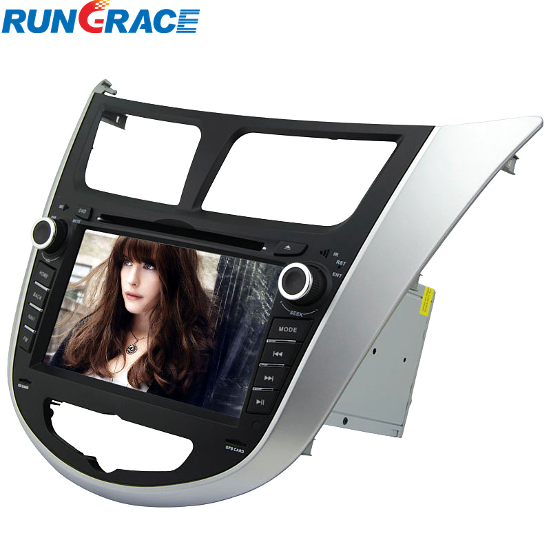 supplier from China car dvd player for Hyundai verna