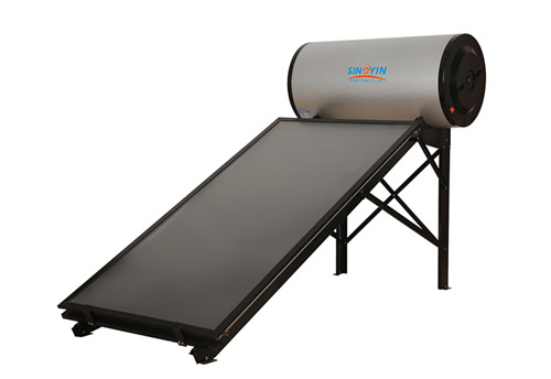 Solar Flat Plate Collectors for Solar Hot Water