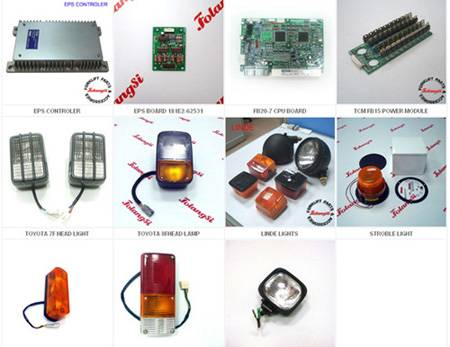 Folangsi Forkilft Electronic parts