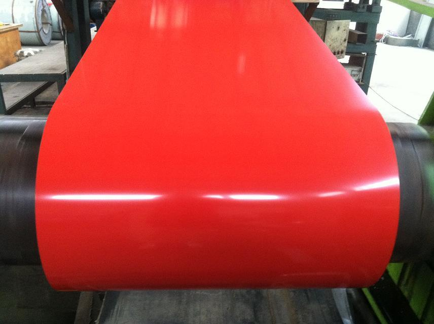 0.14mm PPGI prepainted galvanized steel coil