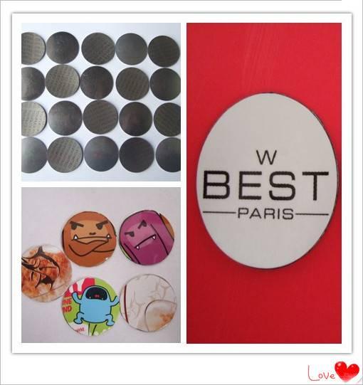 ISO Standard Best Give-Away Item Bimetallic Jumping Disc