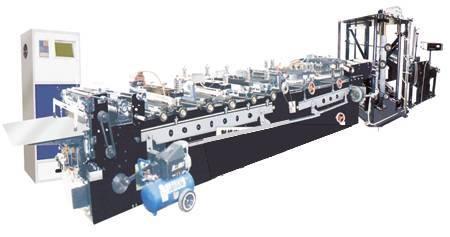 DSBF-350A/600A Automatic Three Edge Sealing Bag Machine