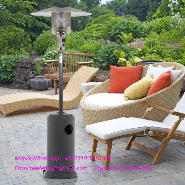 CE approved comercial gas heater LPG gas patio heater for outdoor use