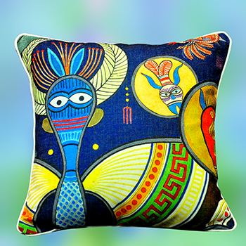 cushion cover - butterfly mother