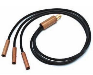 3 way splitter cable for pwht ceramic heater