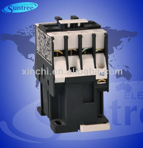 LC1-D Series TeSys Ac Contactor 9A to 95A 3P 4P Has passed CE certificate