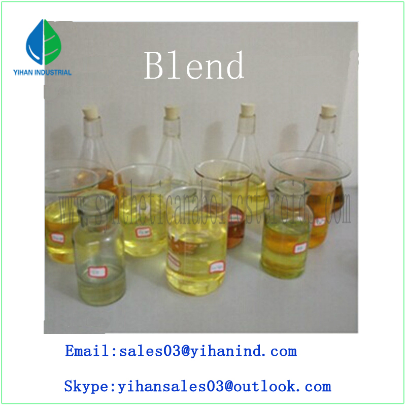 Vials Big bottle Semi/Finished Injectable Oily Liquid Testosteron Blend 375 for Gain Muscle Tmt Iris