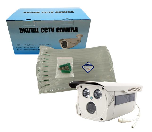Ambarella HD IR Waterproof Bullet Camera(4/5MP)