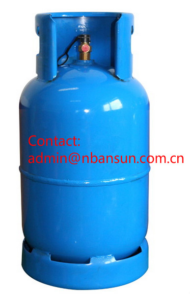 LPG Gas Cylinder&Steel Gas Tank (12.5kga) House Using