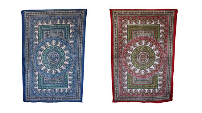 Handicrunch | Traditional Indian  design Tapestry