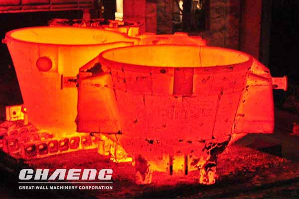 steel casting , slag pot,smelying pot