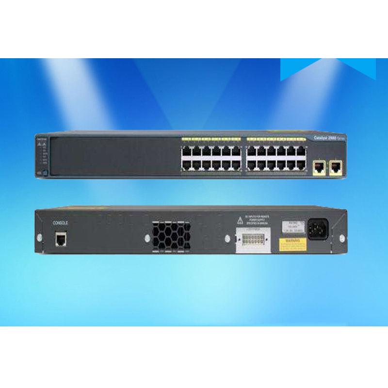 Cisco Catalyst WS-C2960-24TT-L 2960 24 Port 10/100 Switch New In Box