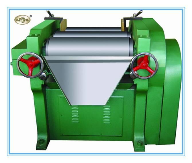 Three Roller Mill Machine