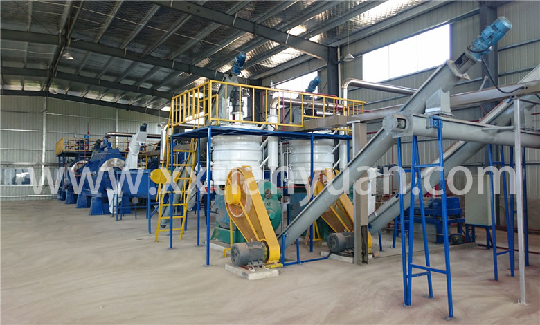 Animal fat, vegetable oil, bone meal, and Biodiesel Production Line,waste clay treatment equipment