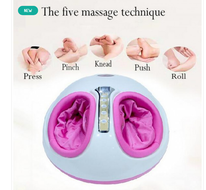 2019 Massager Properties and Foot Application Hot Massage For Home User