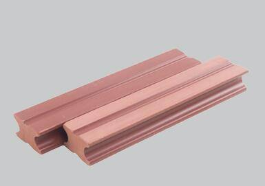 WPC Decking Installated Accessories Solid Joist 40*25 Keel