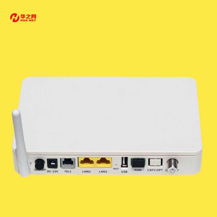 fiber optic equipment FTTH terminal gepon huawei epon ont 2ge onu