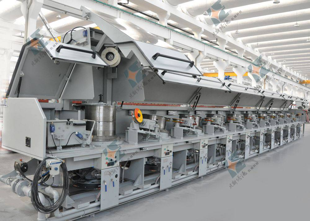 high carbon/low carbon steel wire/straight line wire drawing machine