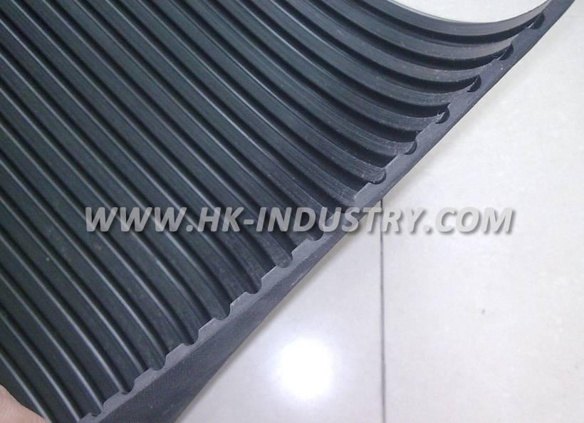flat rib mat