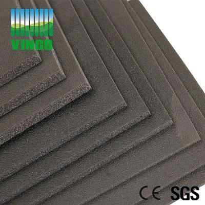 sound insulation materials rubber Shock damping mat for sale
