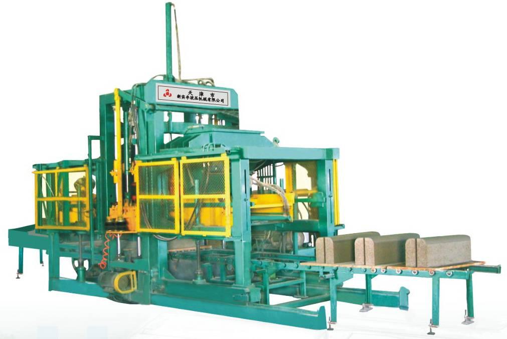 QT5-20B3 concrete blocks making machine