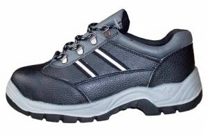 Best-Selling Leather Steel Toe Safety Shoes