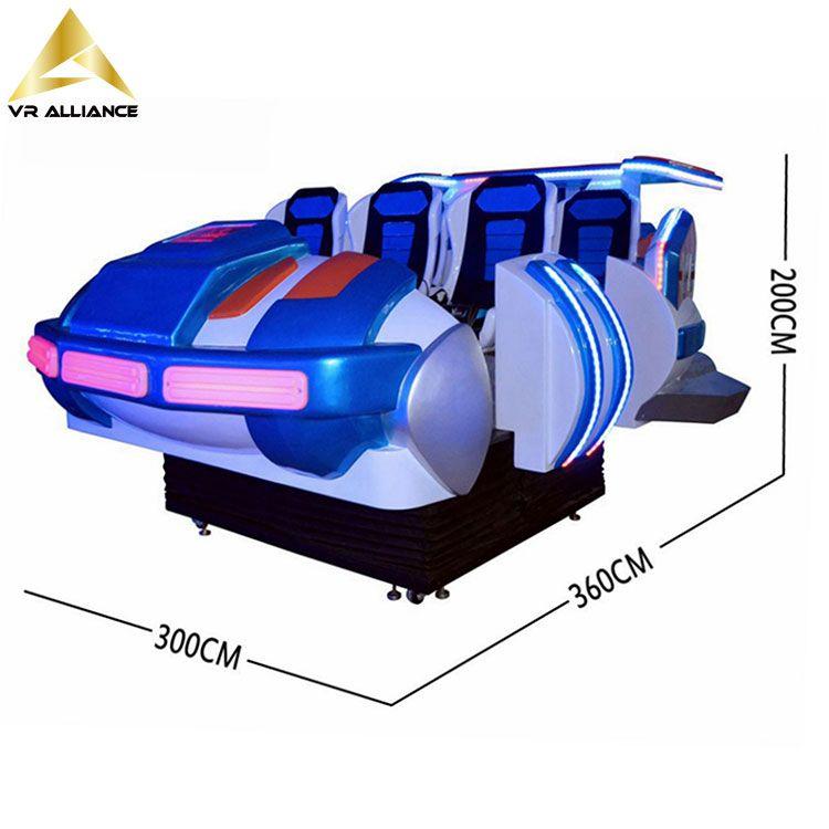 VR cinema chair