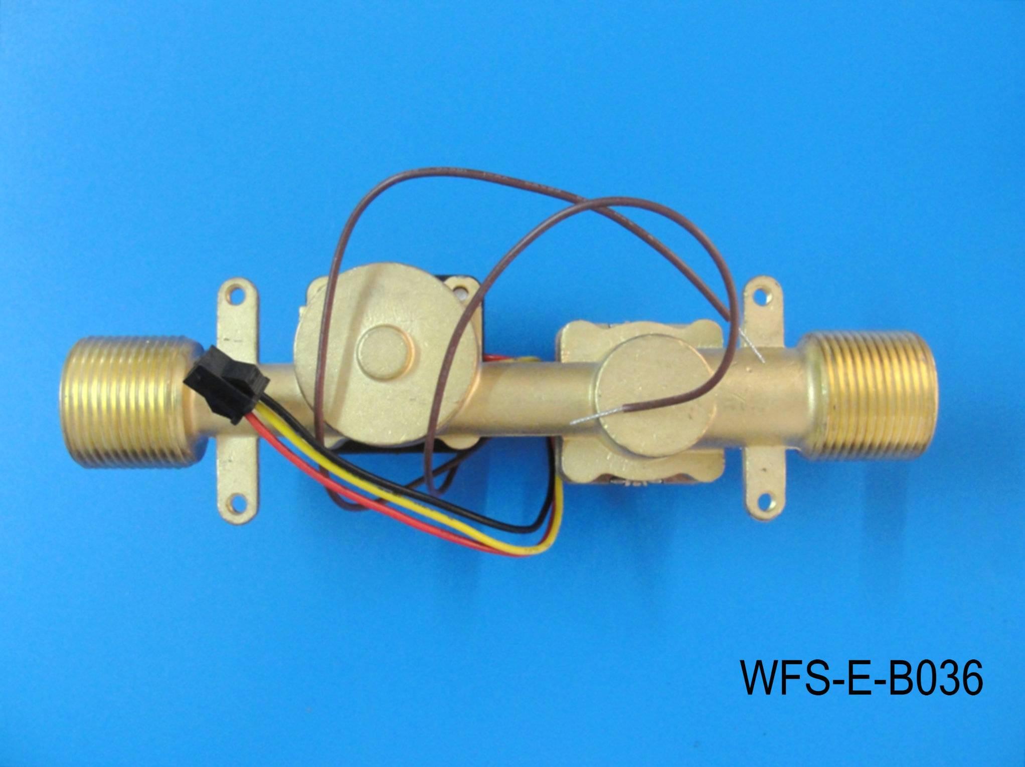 Six points total copper valve WFS-E-B036